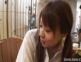 Chizuru Morill Naughty Schoolgirl Gets Her Pussy Fucked HArd By Older Guy