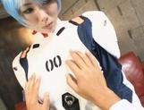 Mirinia Izumi Super sexy Japanese cosplay babe picture 12