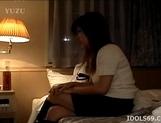 Yuu Naughty Asian Babe Is Sucking Her Boyfriend??s Cock