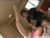 Aizawa Yume Young Asian Model Shows Off Her Flexibility picture 14