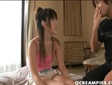 Aizawa Yume Young Asian Model Shows Off Her Flexibility picture 7
