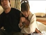 Aizawa Yume Model In A Schoolgirl Uniform Fucks Doggy Style