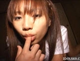 Izumi Yamaguchi Enjoys Fondling Herself For Entertainment