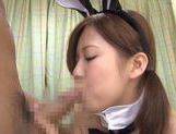 Konatsu Aozora Asian doll has big beautiful breasts