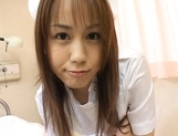 Mami Yasuhara Lovely Asian nurse enjoys lots of sex picture 2