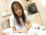 Mami Yasuhara Lovely Asian nurse enjoys lots of sex picture 4