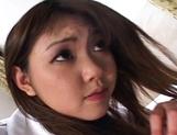 Ai Niimura Sexy Asian nurse enjoys her job picture 15