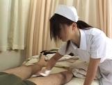 Yuki Touma Hot Japanese nurse likes sex picture 11