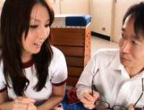 Yui Tatsumi Japanese hot schoolgirl enjoys sex picture 15