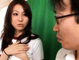 Yui Tatsumi Japanese hot schoolgirl enjoys sex picture 9