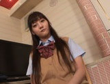 Deep penetration for young Asian Rei Mizuna picture 3
