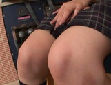Deep penetration for young Asian Rei Mizuna picture 4