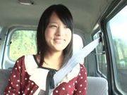 Hot Japanese sex doll Mikako Abe in hardcore Asian pov action