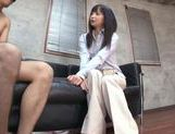 Lovely Tsumugi Serizawa sex toys and teacher fucking action picture 6