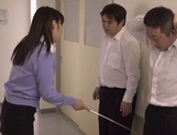 Hot blowjob with Japanese teacher, Kimika Ichijou, in heat picture 11