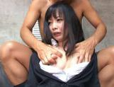 Tsumugi Serizawa hottest milf ever gets some doggy style