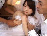 Submissive little vixen Morimoto Miku experiences hot anal sex