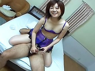 Yukino Hot Horny Japanese babe Gets What She Wants