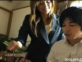 Yua Aida Naughty Asian babe Teaches How To Fuck picture 12