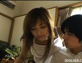 Yua Aida Naughty Asian babe Teaches How To Fuck picture 13