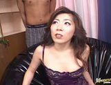Japanese Pussy Massaged While She Gives Blowjobs picture 3