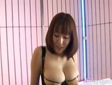 Yuma Asami Naughty Asian Model Enjoys Games picture 4