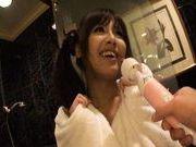 Marin Minami Busty Asian girl