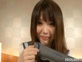Saki Tsuji Asian Student Has A Nice Set Of Big Tits