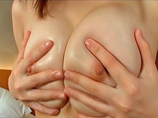 Saki Tsjui Naughty Asian Model Likes Showing Off Her Hot Tits