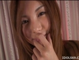 Azumi Naughty model is a student who gets her wet pussy pounded