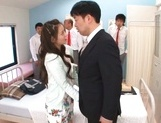 Hot Japanese girl Beni Itou shows her outstanding sexual skills picture 12