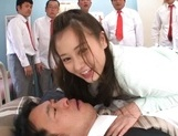 Hot Japanese girl Beni Itou shows her outstanding sexual skills picture 15