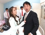 Hot Japanese girl Beni Itou shows her outstanding sexual skills picture 9