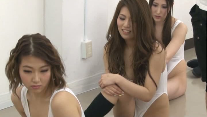 A group of lovely Japanese teens show off their fantastic bodies picture 12
