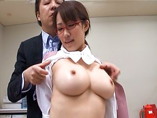 Kirara Kurokawa Lovely Asian secretary gets fucked at work