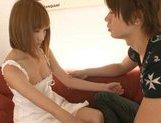 Kirara Asuka Japanese student fucks hard and enjoys a pussy licking