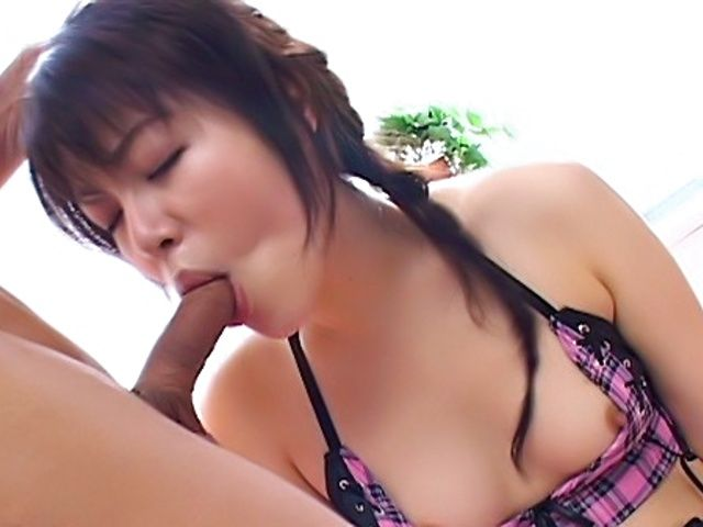 Ai Kousaki Hot Asian model can give excellent head