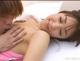 Mihiro Wakana Asian model enjoys getting a hard fucking picture 12
