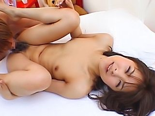 Mihiro Wakana Asian model enjoys getting a hard fucking