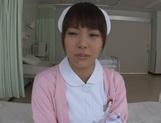 Caramel nurse Haruna Ikoma has steamy sex with her patient