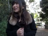 Outdoor blowjob with steamy hardcore Hibiki Ohtsuki picture 12