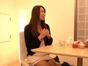 Glorious milf Fuuka Nanasaki has sex play with a lesbian