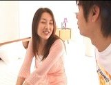 Mai Uzuki Busty Asian chick enjoys a hard fucking