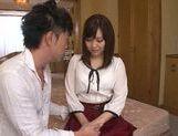 Young Eichi Hoshikawa gets banged in hardcore