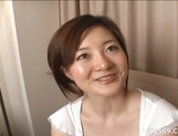 Haruna Yamagishi horny housewife is an Asian babe who enjoys getting fucked