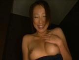 You Shiraishi Hot Asian model shows off her nice tits picture 15