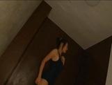 You Shiraishi Hot Asian model shows off her nice tits