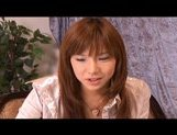 Serina Hayakaw Hot Asian student enjoys masturbation by a friend picture 5