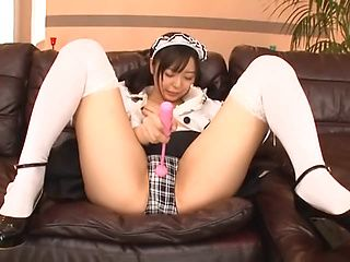 image Young maid mei mizuhara sensual sex with the master