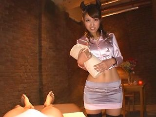 Superb Aozora Yamakawa enjoys cum in her mouth